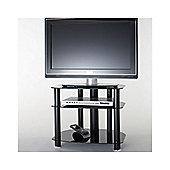 "Sona AV Sona 26"" TV Stand - Black"