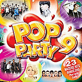 Pop Party 9 (Cd/Dvd)