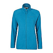 Raso Womens Microfleece - Ocean blue