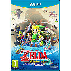 Wii U The Legend Of Zelda: Wind Waker Hd
