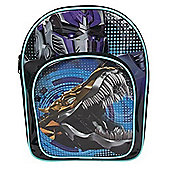 Character Transformers Arch With Front Pocket Backpack
