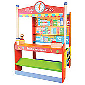 Bigjigs Toys BJ354 Village Shop