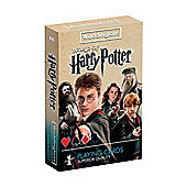 Waddingtons World Of Harry Potter Playing Cards