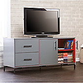 Southern Enterprises Holly and Martin Mahlias TV Stand