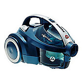 Hoover SE71VX01001 Bagless Cylinder Vacuum Cleaner with A Energy Rating