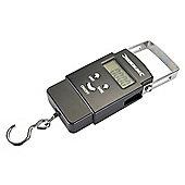 Silverline Electronic Pocket Balance 40kg