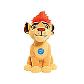 Disney The Lion Guard Talking Soft Toy - Kion