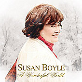 Susan Boyle A Wonderful World CD