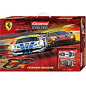 CARRERA 25222 Ferrari Racers 2x Ferrari 458 GT3 - Evolution Box Set