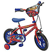 "Spectacular Spider-Man 12"" Kids' Bike with Stabilisers"