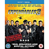 The Expendables 3: Extended Edition Blu-ray
