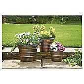 "Greenhurst ""Bee Hive"" Planters"