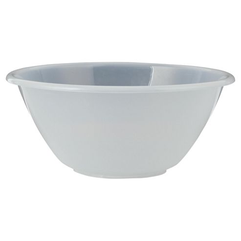 Tesco 8L Plastic Mixing Bowl
