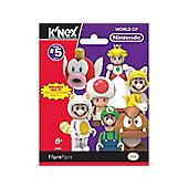 K'nex Super Mario Series 5 Blind Bags - 1 Supplied at Random