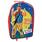 Something Special Mr Tumble Kids' Suitcase