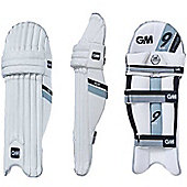 Gunn and Moore Cricket 909 Men's Batting Pads Legguards XL-LH