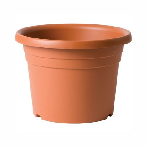 buy stewarts cilindro planter 50cm terracotta from our. Black Bedroom Furniture Sets. Home Design Ideas
