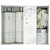 Baylis & Harding Skin Spa Benefit Set Sugar Cane, Basil & Lime
