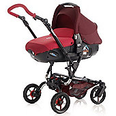 Jane Epic Matrix Light 2 Travel System (Red)