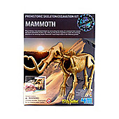 Mammoth Skeleton Excavation Kit 03236 - Great Gizmos
