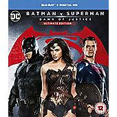 Batman v Superman: Dawn of Justice Blu-ray