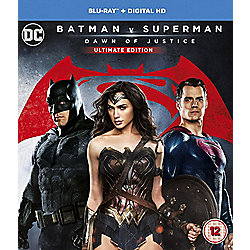 Batman v Superman: Dawn of Justice Ultimate Edition - Blu-ray