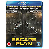 Escape Plan Blu Ray