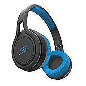 SMS Audio STREET Sport by 50 On Ear Wired Headphones - Blue