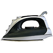 Sabichi Steam Iron in Black and Silver