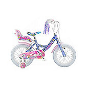 "Claud Butler CBR Mermaid Kids' 14"" Wheel Junior Bike"
