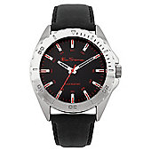 Ben Sherman Mens Leather Strap Watch - R912