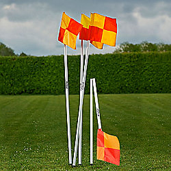 Mitre Folding Corner Posts and Flags