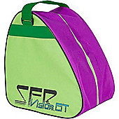 SFR Vision GT Skate Carry Bag - Green/Purple