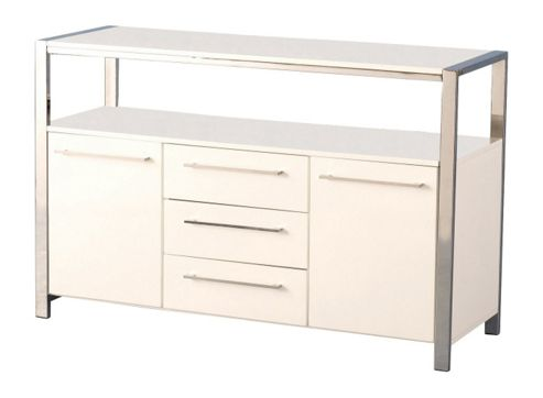 Home Essence BostonSideboard in White