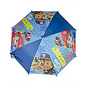 Paw Patrol Boys 'Dark Blue' Full Panel Automatic Nylon Umbrella