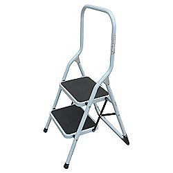 TB Davies Light Duty 2 Tread SafetyStep Ladder