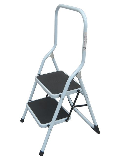 2 Tread Folding Kitchen Step Ladder