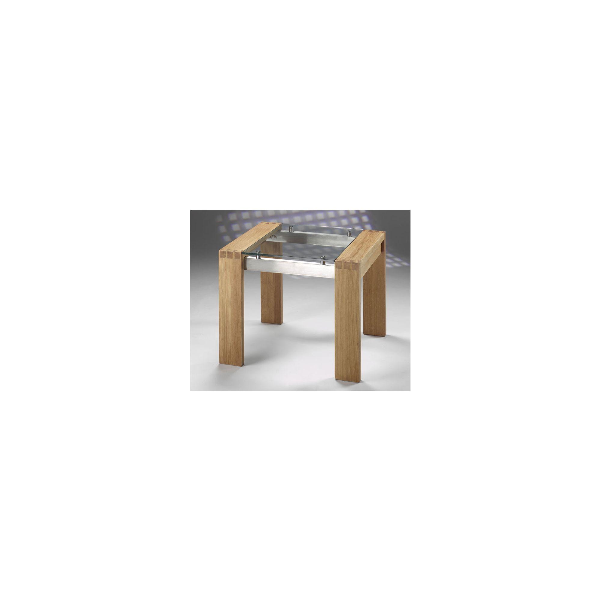 Mark Harris Furniture Roma Oak Lamp Table at Tescos Direct