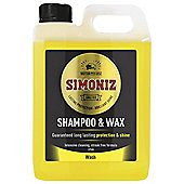 Simoniz Car Shampoo & Wax 2L