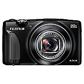 "Fuji F900 Digital Camera, Black, 16MP, 20x Optical Zoom, 3"" LCD Screen"