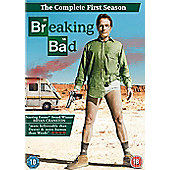 Breaking Bad - Season 1 (DVD Boxset)