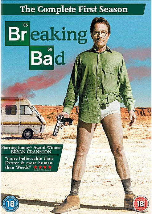 Breaking Bad: Season 1 (DVD Boxset)