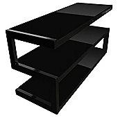 NorStone Esse Mini TV Stand - Black