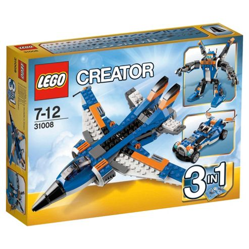 LEGO Creator Thunder Wings