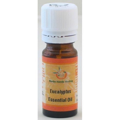 Eucalyptus Essential Oil 100% (10ml Oil)