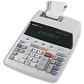 Sharp Calculator Printing Mains-power 10-Digit 3.0 Lines/sec 220x274x69mm Ref EL1607P