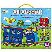 Games - All Aboard! - Galt