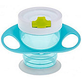 Brother Max Easy-Hold Sippy Cup (Blue/Green)