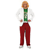 Game Show Host - Adult Costume Size: 42-44
