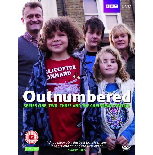 Outnumbered Season 1 - 3 (DVD Boxset)